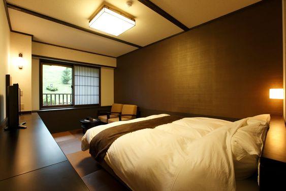 Relaxing Guest Room   [Official] Kusatsu Onsen Oyado Konoha --Hotespa