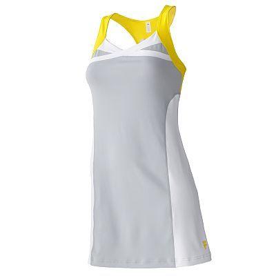 Fila tennis dress ... want