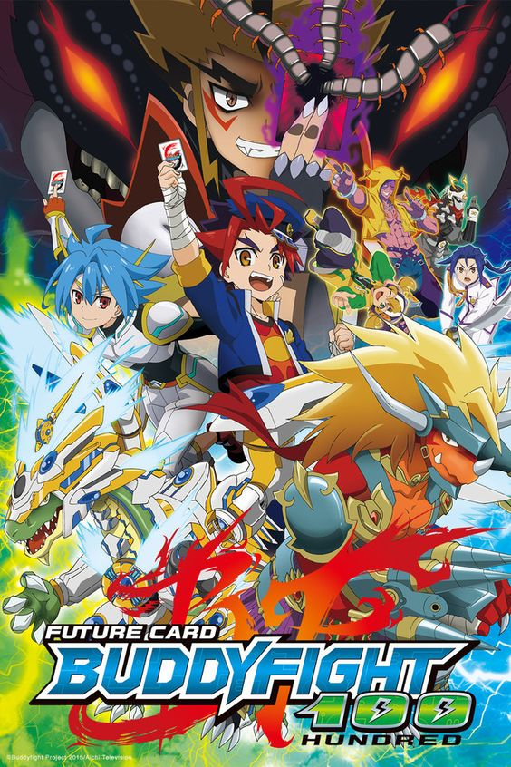 Future Card Buddyfight Anime ENG-Sub