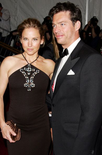 Harry Connick, Jr. and Jill Goodacre