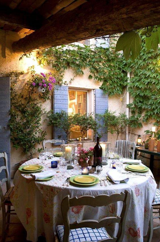 1000 id es sur le th me jardin rustique sur pinterest for Plante exotique exterieur rustique