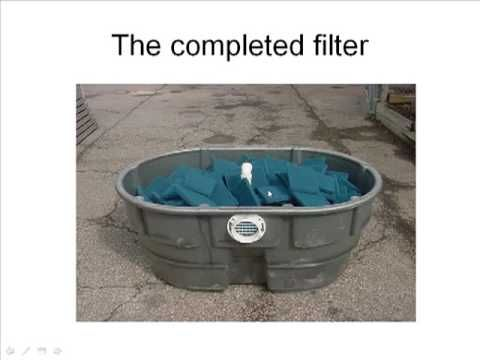 Pond Filters Diy Pond And Ponds On Pinterest