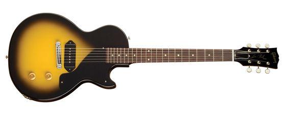 Gibson USA: Billie Joe Armstrong Les Paul Jr. - Vintage Sunburst