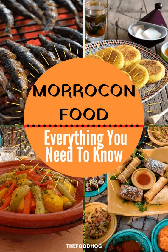 Dishes to Try in Morocco