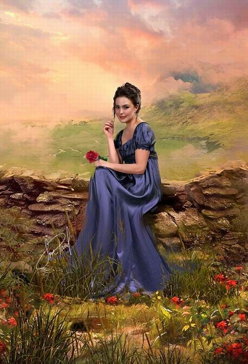 Image result for woman romance