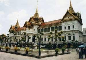 バンコクの王宮ワット・プラケオです。