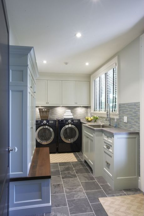 Laundry Room #laundry #room #mudroom