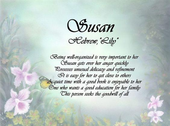 Personalized  Susan Butterfly & Flowers by HappyGirlKeepsakes, $20.00