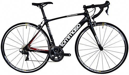 Tommaso Superleggera Carbon Fiber Road Bike Shimano Dura Ace 9100