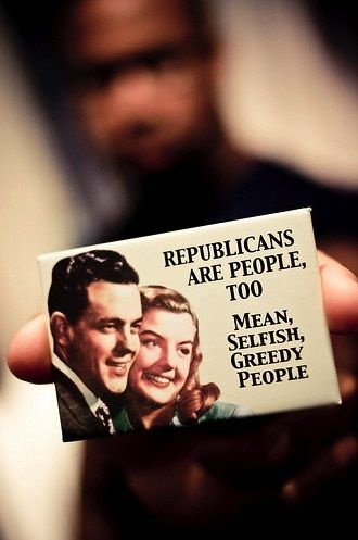 Republicans, Change my vote, Can you? ?