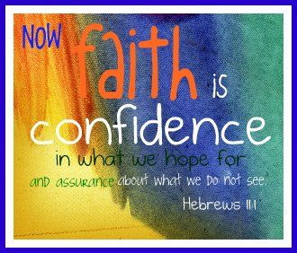 Hebrews 11:1 - God Loves you, Click like if you feel his love - http://www.facebook.com/pages/God-Loves-