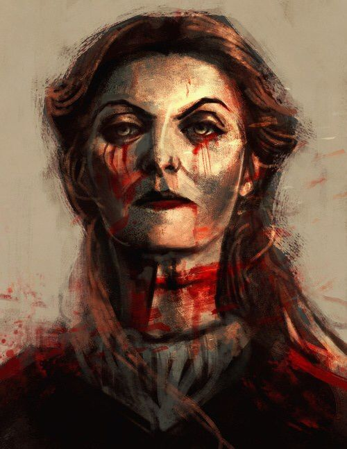 Image via We Heart It https://weheartit.com/entry/178614680 #game #lady #mom #stark #thrones #zombie #got #stoneheart
