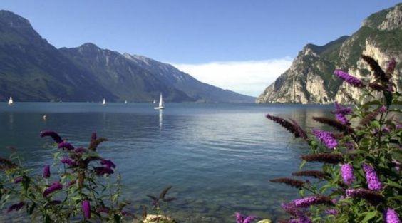 5 в небольшом итальянском городке на берегу озера Гарда