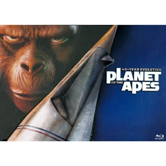 Planet of the Apes 40th Anniversary Collection (5 Discs) (Blu-ray) (S) (Widescreen)