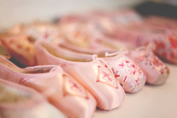 Inspired By: Hand Painted Ballet Slippers | Free People Blog #freepeople