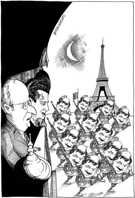 Paris de noche | El Economista