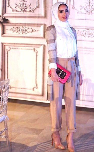 casual hijab chic look, http://www.justtrendygirls.com/modest-street-hijab-fashion/
