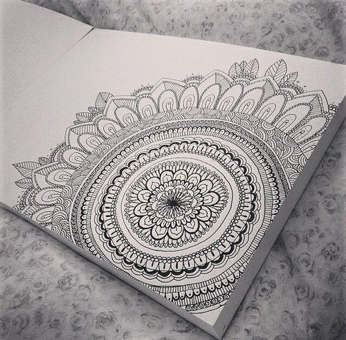 Henna Drawings On Paper Tumblr Google Search Art Designs - 500x492 ...