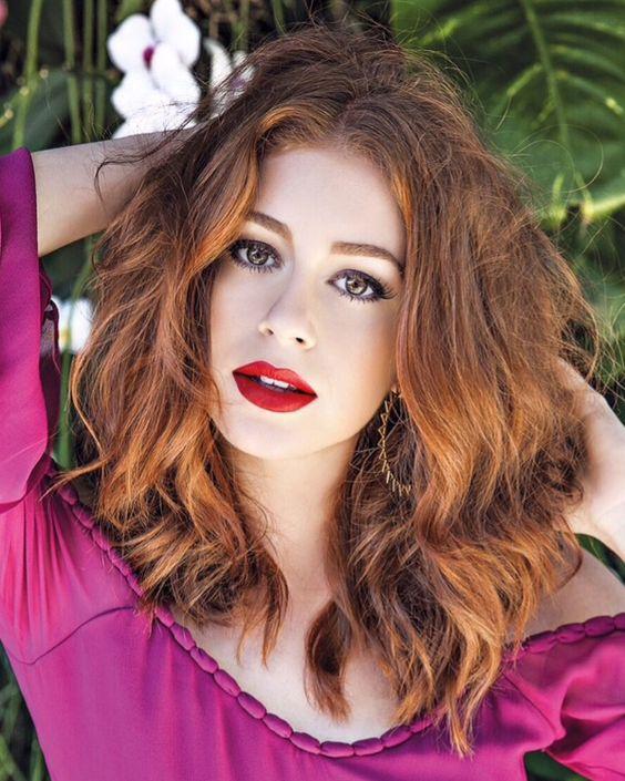 Marina Rui Barbosa tem um dos cabelos mais pedidos da Globo: