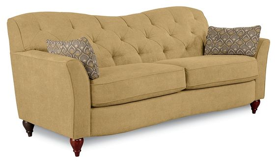 Malina sofa by La-Z-Boy  D107544, P1 G113953, Straight Leg, 021 FN