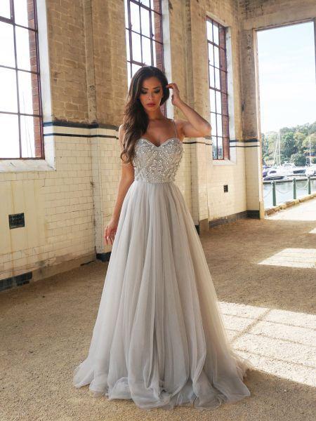 Abendkleider Silber Abendkleider Silber Separator Abendkleider Silber Abendkleid Abschlussball Kleider Langes Abendkleid