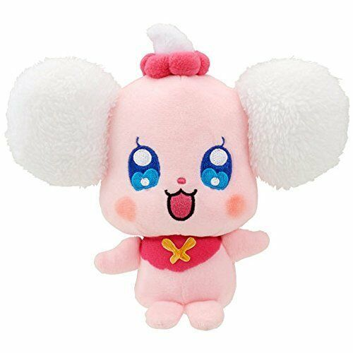 Bandai Paillette Girl Pretty Traitement Ala Mode Moelleux Pecoline Plushie 958 Pretty Cure Pets For Sale Cute Stuffed Animals