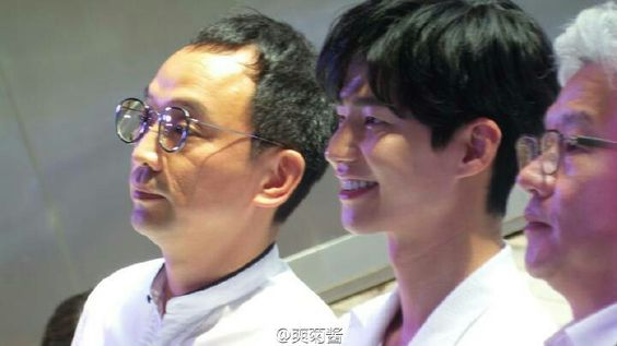 8.6.2016 SongJaeLim for Laneige event at Xi'an China