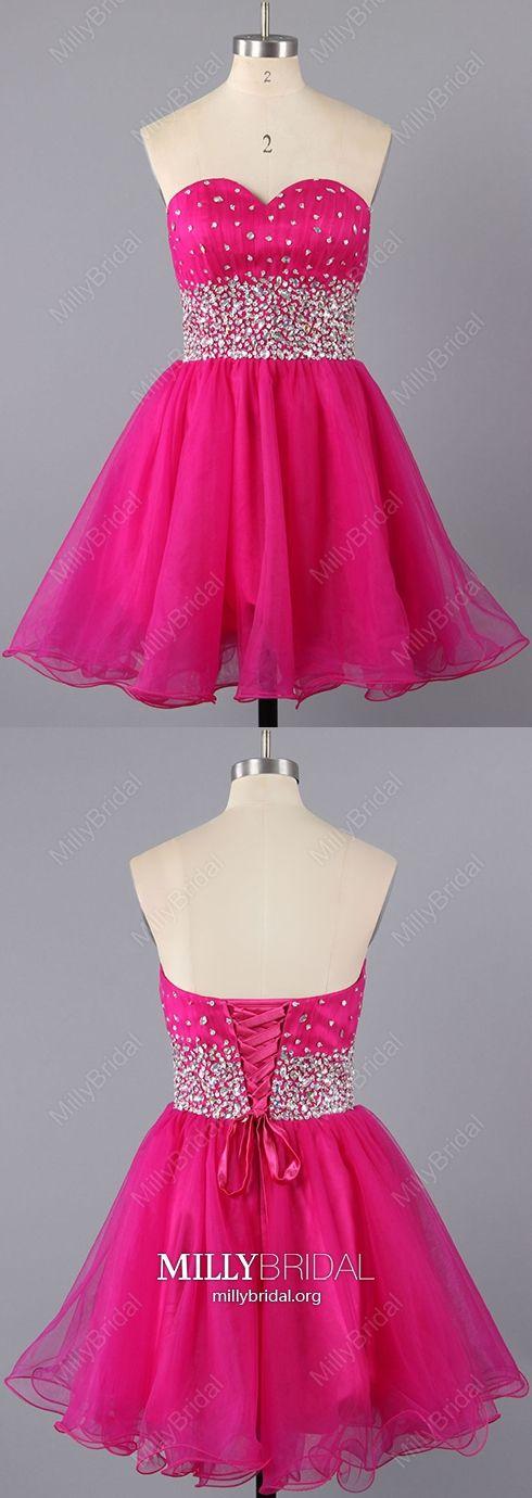 Stylish Homecoming Dresses