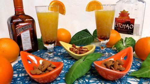 Punch orange-ananas