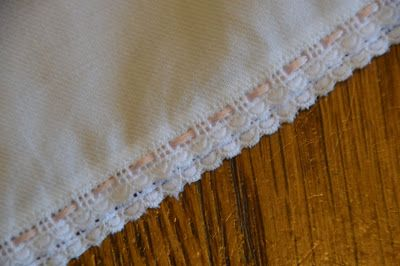 The Old Fashioned Baby Sewing Room-slip hem