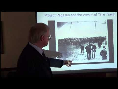 Andrew D. Basiago 2 Nov 2013 (2 of 2) Project Pegasus and the Advent of Time Travel - YouTube