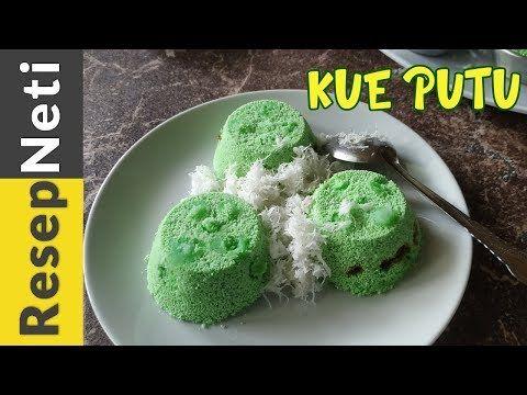 Resep Kue Putu Aka Putu Bambu Youtube Di 2020 Resep Kue Kue