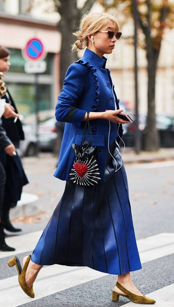 The Best Street Style at Paris Fashion Week | Who What Wear UK