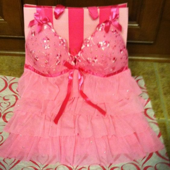 "Spotted while shopping on Poshmark: ""Victoria's Secret nighty like new size M""! #poshmark #fashion #shopping #style #Victoria's Secret #Other"