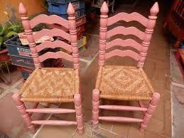 Resultado de imagen para sillas de madera mexicanas