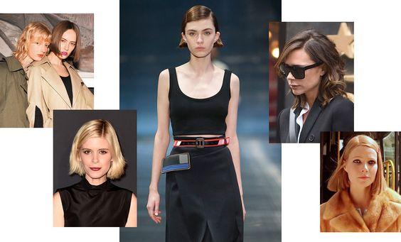 Почему в новом сезоне каре — все-таки главная модная стрижка
