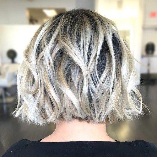 49++ Platinum blonde short hair ideas