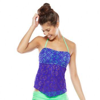 SO Crochet Bandeaukini Top - Juniors 22.40