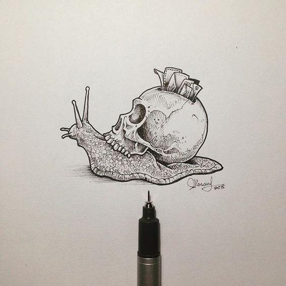Kerby Rosanes instagram. Amazing tattoo inspiration!