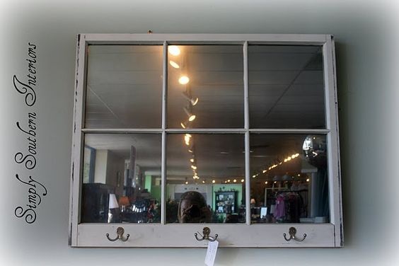 window mirror old window panes looking glass paint make it glass paint. Black Bedroom Furniture Sets. Home Design Ideas