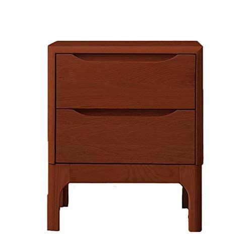 Hong Jie Yuan Wood Nightstand Bedside Table Nightstands Solid Wood Cabinets Storage Cabinets Storage Cabinet With Drawers Solid Wood Cabinets Wood Nightstand