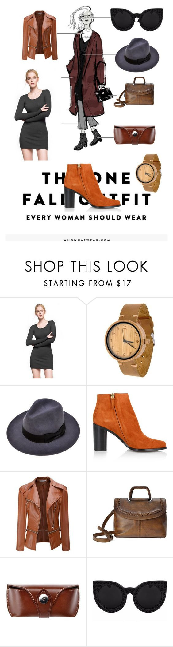 """Fashion Clothing Accessories"" by hallomall on Polyvore featuring Chloé and Delalle"