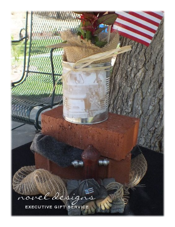 Retirement american flag and retirement parties on pinterest for Outdoor pots las vegas