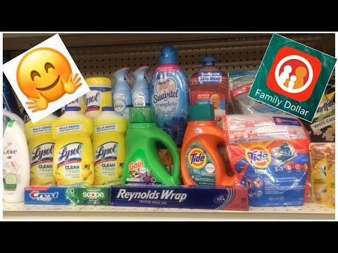 New Year Cleaning With Family Dollar Family Dollar Family