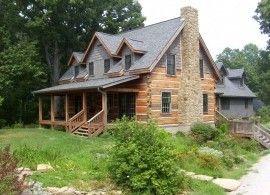 Twin Oaks Lodge  Brown County, Indiana