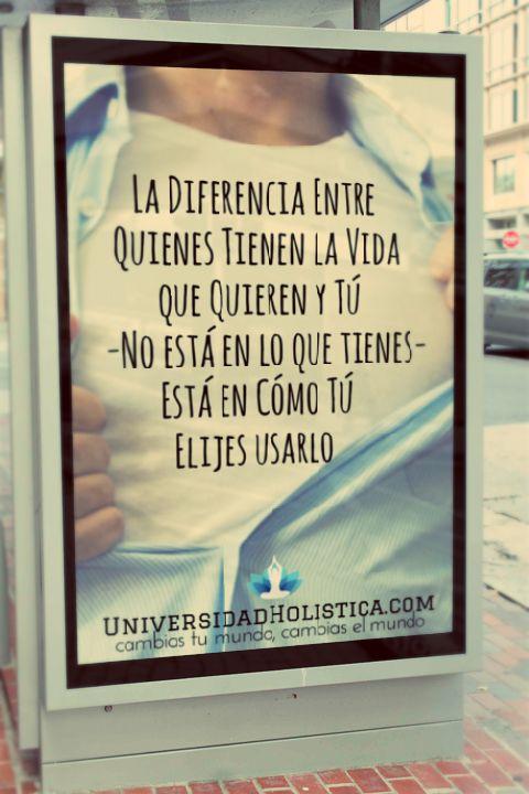 #CrecimientoPersonal, #CursosOnline, #LograrAbundancia, #LograrLaRiqueza, #LograrTusMetas, #UniversidadHolisticaCom