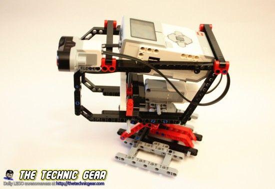 Lego Mindstorms Nxt   D Printer Building Instructions