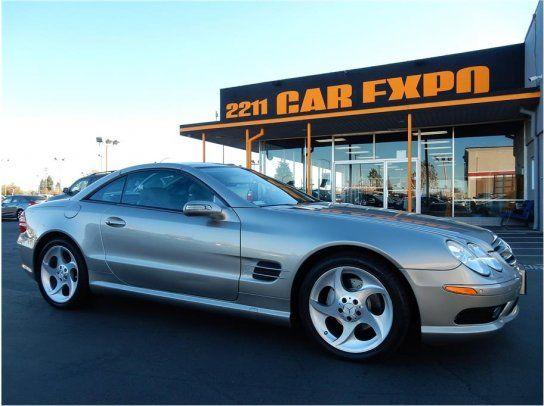 Convertible 2005 Mercedes Benz Sl 500 With 2 Door In Sacramento Ca 95825 Bmw Cars For Sale Mercedes Benz Bmw Cars