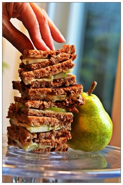 Havarti and Apple Grilled Cheese-Love this Healthy Twist on a Family Favorite Meal