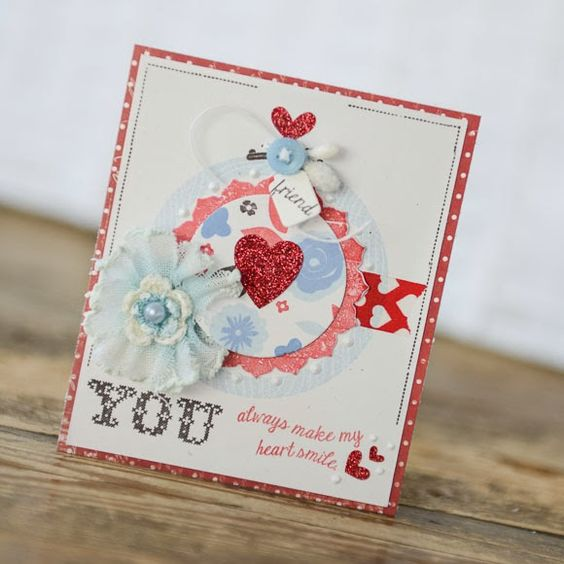 Paper Girl Crafts: Snippets of Sweetness